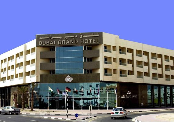 Dubai grand hotel by fortune dubai for Big hotel in dubai